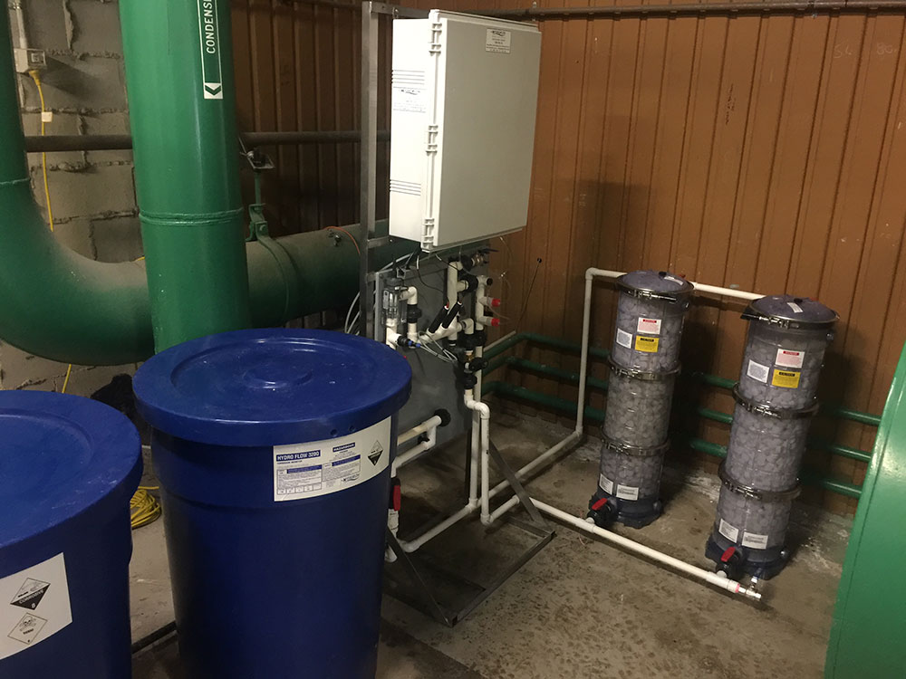 Cooling Tower Water Treatment & Servicing